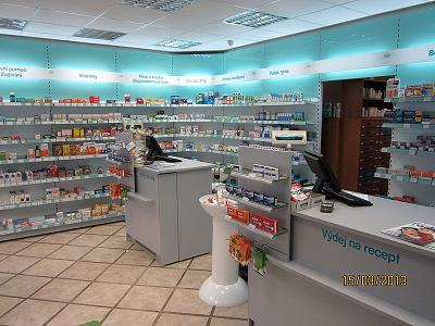 Pharmacy, foto: Jirik, CC BY-SA 3.0, http://cs.wikipedia.org