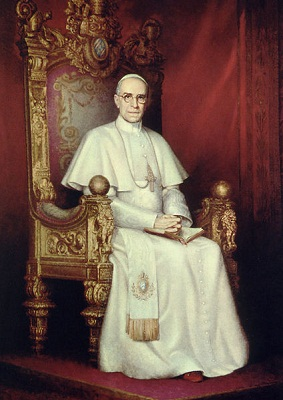 Pius XII., foto: Historian1990,(CC BY-SA 3.0, commons.wikimedia.org