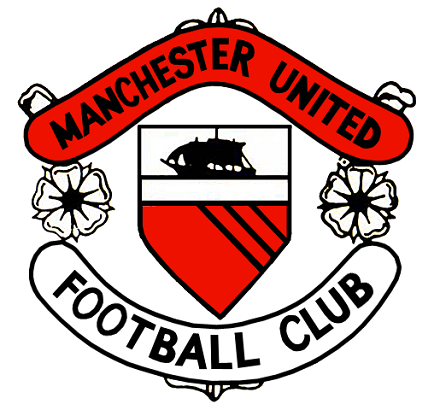 Manchester United badge in the 1960s, volné dílo, en.wikipedia.org