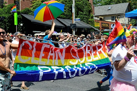 Pride- Toronto, Chris Brooker, CC BY 2.0, commons.wikimedia.org