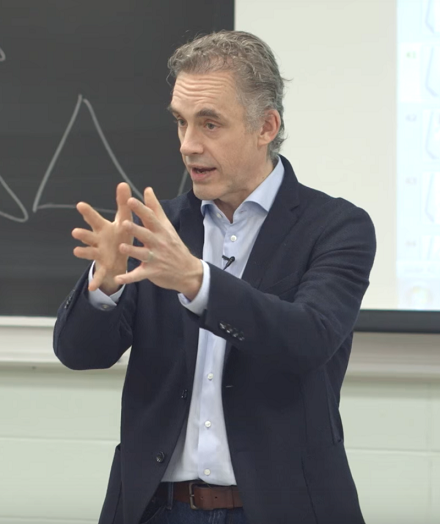 Dr.Jordan Peterson, Adam Jacobs - Peterson Lecture, CC BY 2.0, en.wikipedia.org