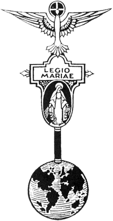 Legion of Mary, (Legio_Mariae), Fair use, en.wikipedia.org