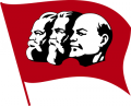 Marx, Engels y Lenin; Jgaray; CC BY-SA 3.0, hu.wikipedia.org