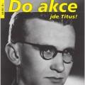 Jozef Luscoň: Do akce jde Titus! - obálka výřez